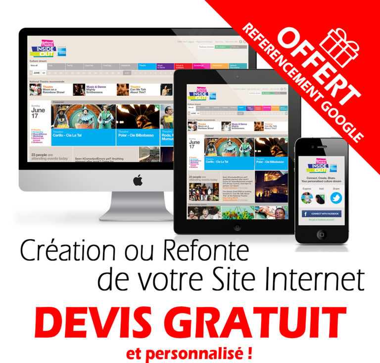 creation site internet refonte marseille